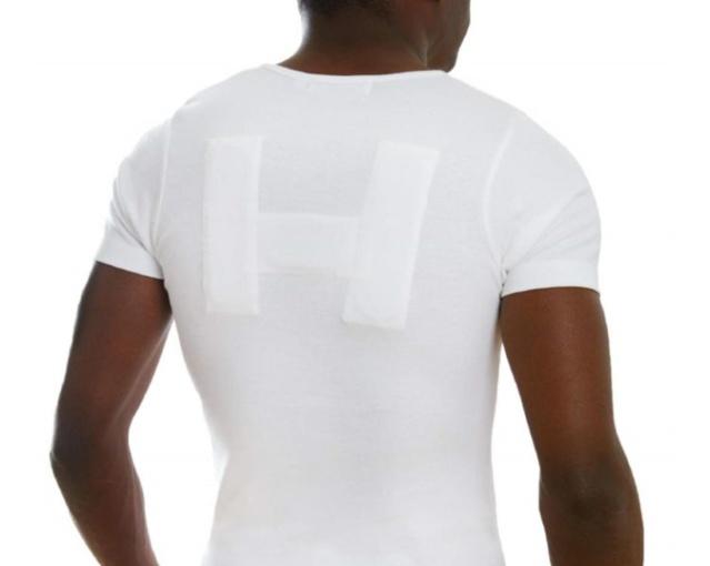 T Droit : le t-shirt malin contre le mal de dos