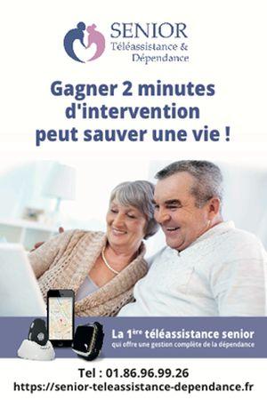 Chutes : gagner 2 minutes d'intervention peut sauver une vie !