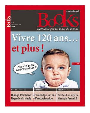 Books : vivre 120 ans