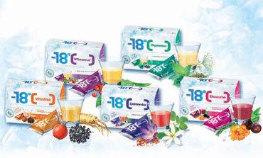 - 18° : une gamme de compléments alimentaires surgelés chez Darégal Santé