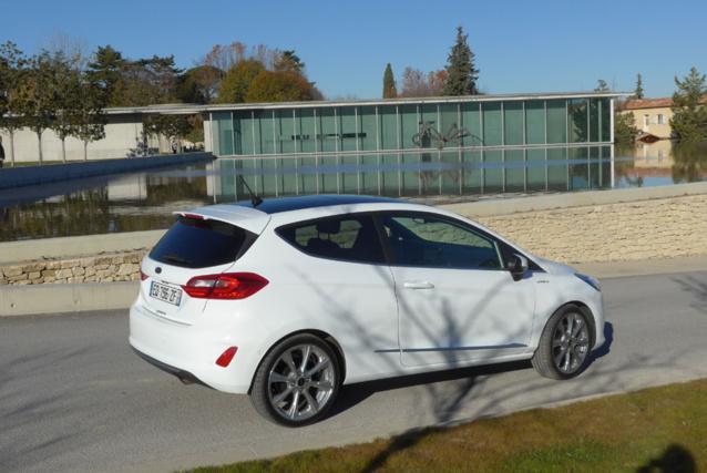 Ford Fiesta Vignale 2017 : efficace et élégante