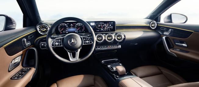 La nouvelle Mercedes Benz Class A : avant-première