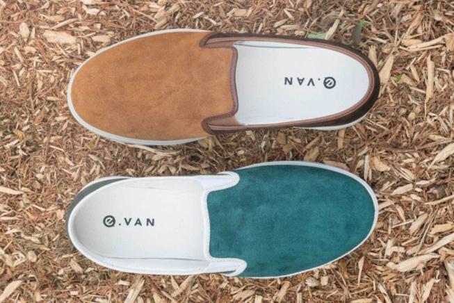 E-vone : une chaussure connectée pour les seniors
