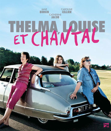 Thelma, Louise et Chantal, DR