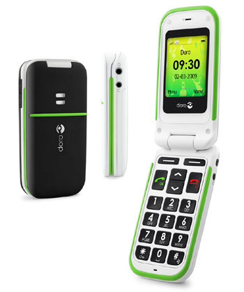 Les téléphones mobiles simplifiés Doro commercialisés par Bouygues Telecom