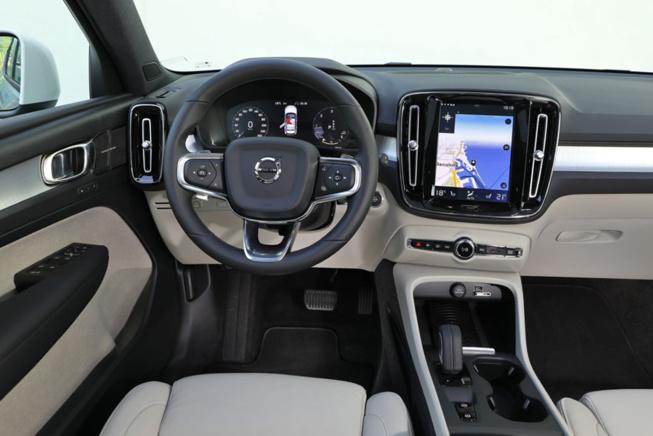 Volvo XC 40 : le SUV urbain chic et compact selon Volvo