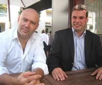 Christophe-Hugues Loriot et Charles Cottin