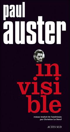 Invisible de Paul Auster : variation sur l'ère du soupçon