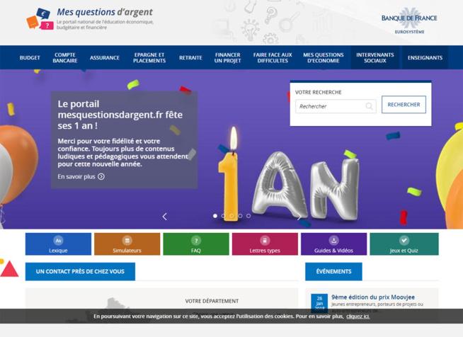 La Banque de France lance un site web pour vous aider à préparer votre retraite
