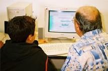 Intergénér@tion Brest, une initiative d'écrit public sur internet entre seniors et élèves