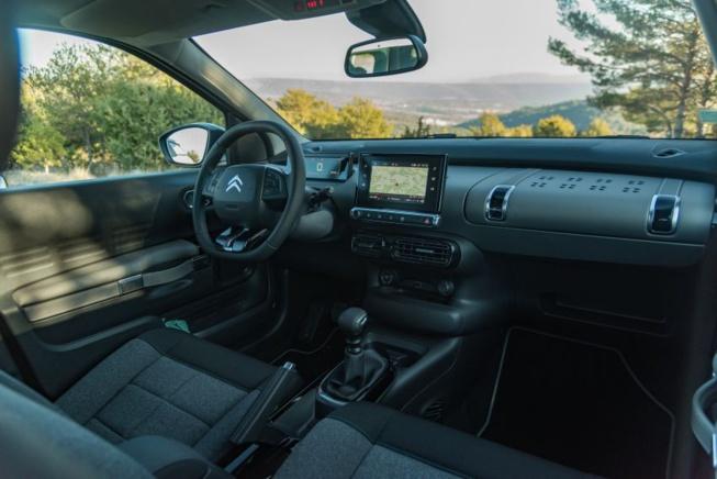 Citroën C4 Cactus 130ch : dynamique et moderne