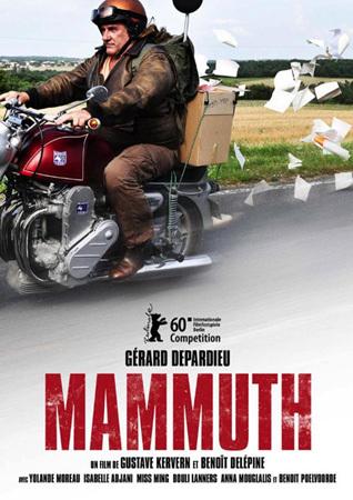 Mammuth, DR