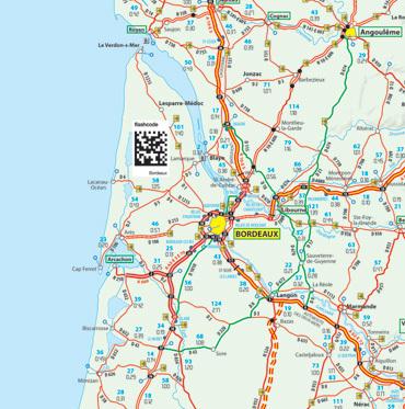 France Trafic en temps réel : la carte routière du futur inventée par Michelin