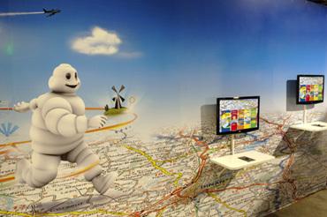 Expo Michelin : L'itinéraire Bis