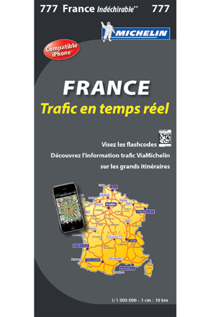 Carte Michelon Trafic en temps réel