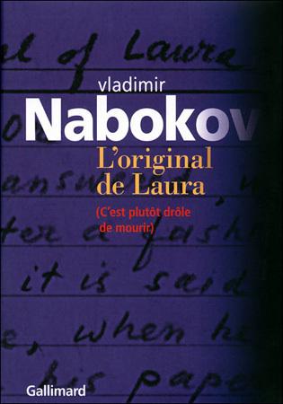 L'original de Laura de Vladimir Nabokov, DR