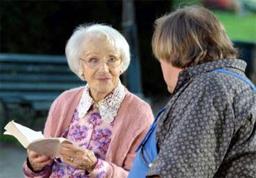 Rencontres serieuses entre seniors