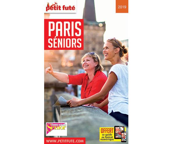 Le Petit Futé Paris seniors 2018