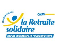 Nouveau logo de la Cnav