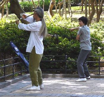 Les arts martiaux traditionnels : une pratique à la portée de tous, y compris des seniors !