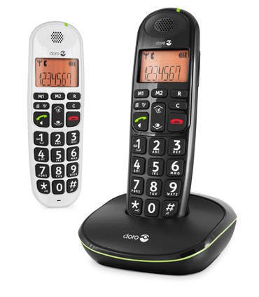 Doro PhoneEasy 100w et 105wr : deux nouveaux téléphones domestiques pour seniors