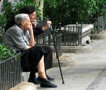Accidents et agressions corporelles chez les seniors : moins fréquents que chez les jeunes, mais plus graves (Ined)
