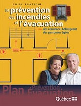 Guide pratique : prévention des incendies et évacuation des maison de retraite