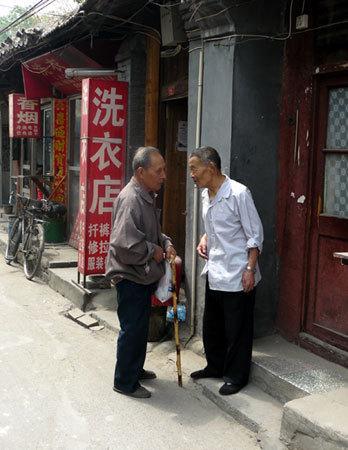 Chine : un million d'octogénaires en plus chaque année