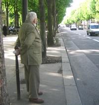 Une octogénaire a été verbalisée en traversant la rue