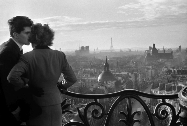 Copyright Willy Ronis