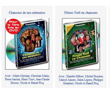 Chansonâges : un DVD pour stimuler la mémoire par la chanson