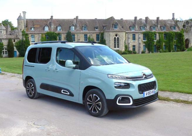 Citroën Berlingo blue HDI à l'essai