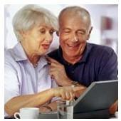 Internet : les boomers dépensent et les seniors communiquent
