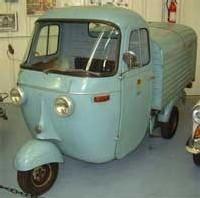 Permis obligatoire en Italie pour les voiturettes à trois roues... et seniors mécontents