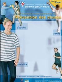Un programme régional de prévention des chutes chez les seniors de plus de 65 ans