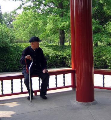 Chine : la tradition filiale en voie de disparition…