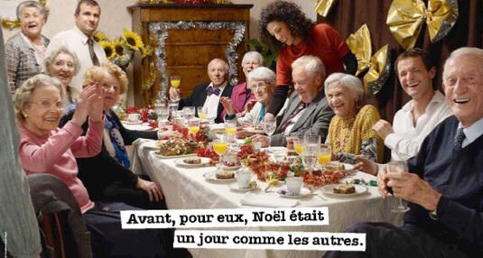 Les Petits frères des pauvres recherchent des bénévoles pour les fêtes de Nöel
