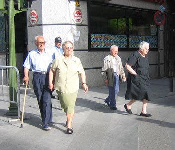 2060 : une personne sur trois aura plus de 60 ans