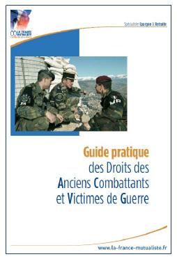 Droits des anciens combattants et victimes de guerre : la France Mutualiste publie un guide pratique