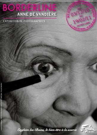 Enghien les bains, exposition Borderline : la vieillesse vue par Anne de Vandière