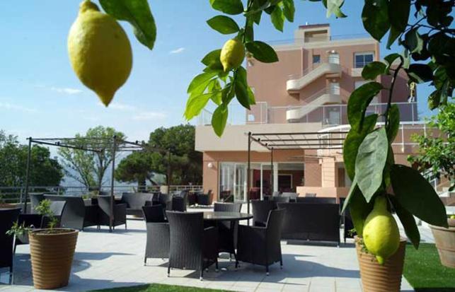 Corniche Fleurie : la nouvelle maison de retraite Orpea située sur les hauteurs de Nice