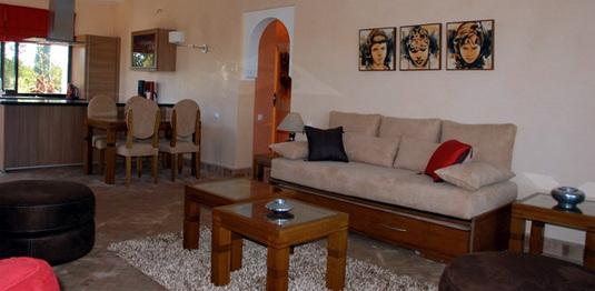 Dyar Shemsi : le premier village senior au Maroc au pied de l'Atlas marocain