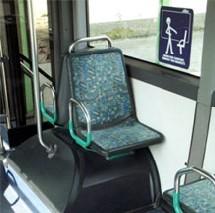 A Maubeuge, les bus favorisent l'accès aux places assises pour les seniors