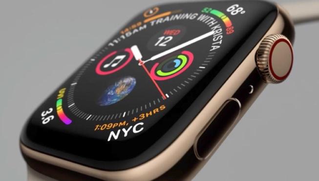 Apple Watch Series 4 : quoi de neuf docteur ?
