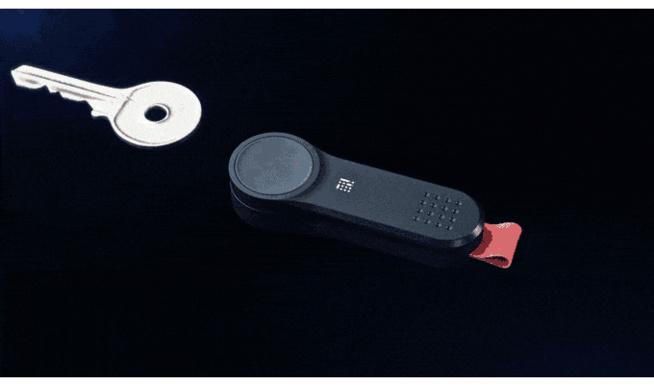 Locky : le porte-clefs intelligent qui peut aide les seniors au quotidien