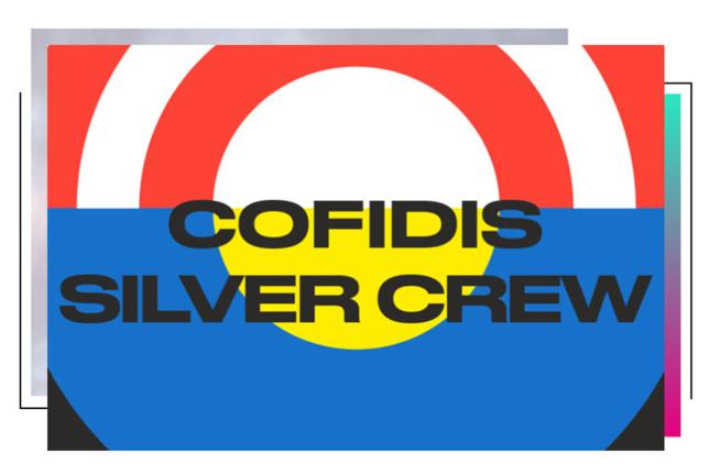 Techno Parade 2018 : Cofidis Silver Crew, un char senior !