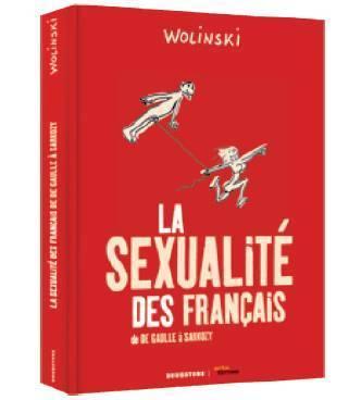 La sexualité des Français de De Gaulle à Sarkozy par Wolinski : des seins drôles !