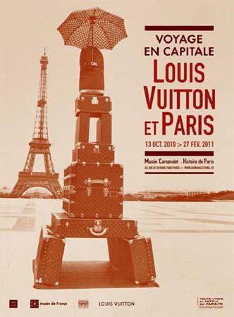 Musée Carnavalet : Voyage en capitale, Louis Vuitton et Paris (exposition)