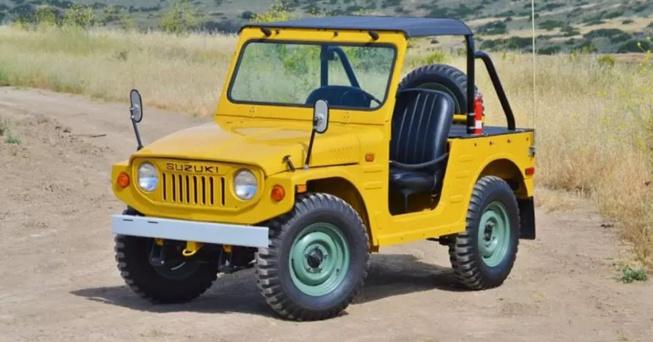 Suzuki Jimny première génération