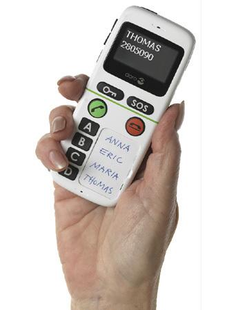 Doro HandlePlus 334gsm : un téléphone senior entre au Centre National des Arts Plastiques
